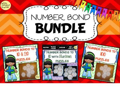 Number Bonds Bundle