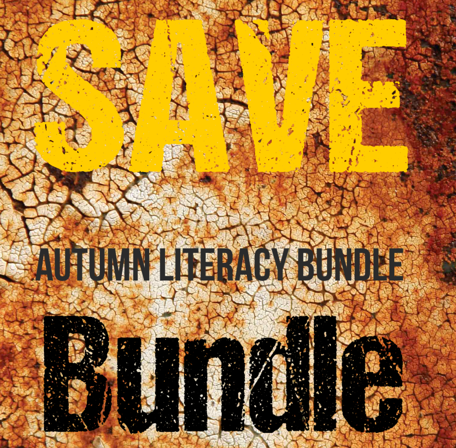 Autumn Literacy Bundle for EYFS/KS1