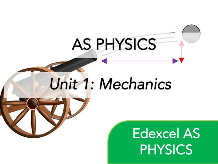 Edexcel AS Physics - Mechanics - Whole Course Content - Revision, Questions, Full Notes