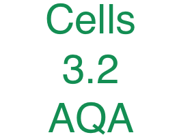 AQA 3.2 Cells - AS - Full Topic Revision Powerpoint