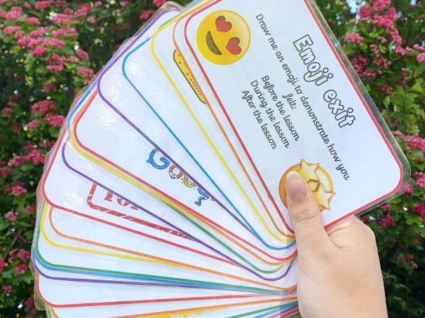 Plenary cards