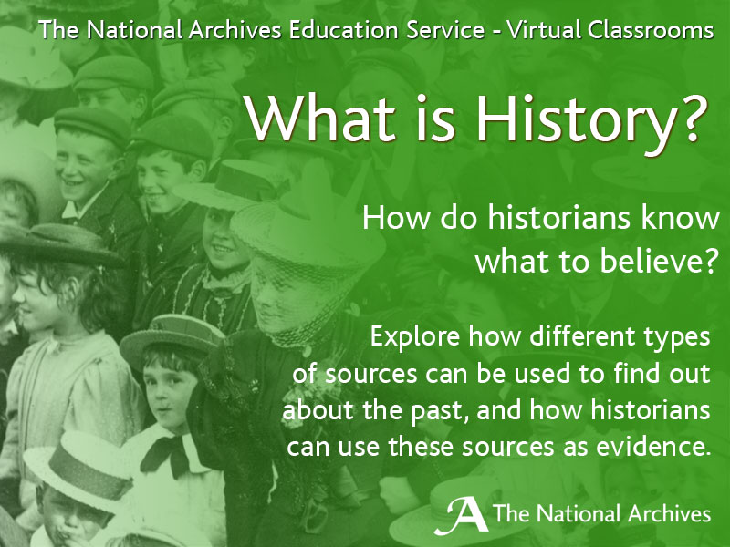 What is History Virtual Classroom