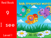 HIGH FREQUENCY WORDS READING BOOKS 1-16