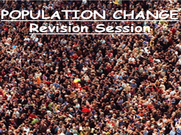 AQA GCSE Changing Populations Revision Sessions / Lessons & Resources