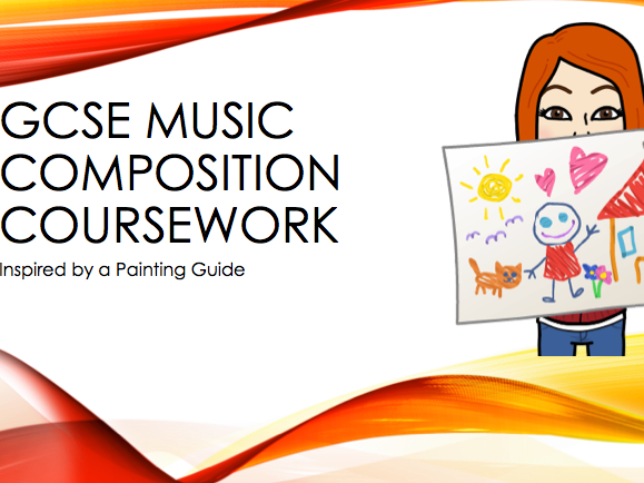 GCSE Composition Coursework Student Guide: Inspired by A Painting