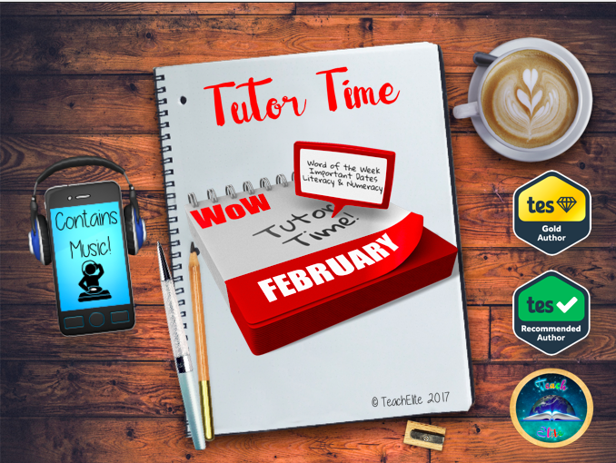 Tutor Time / Assembly Pack - February