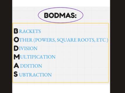BODMAS Fun Lesson Worksheet + Answers GCSE / IGCSE Revision Practise - Study Tips - AQA - Edexcel