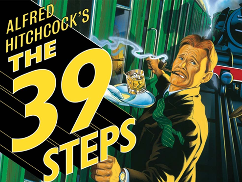 39 Steps - AQA GCSE Drama Set Text Resources