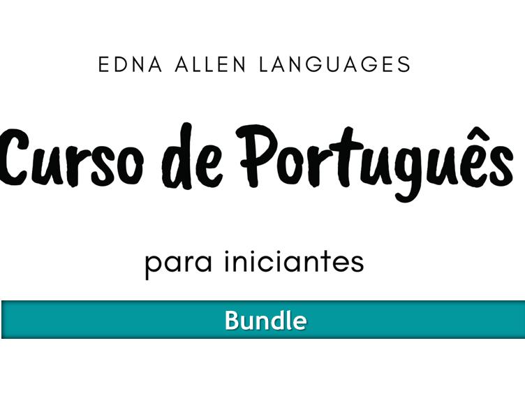Curso de Português Pacote 4