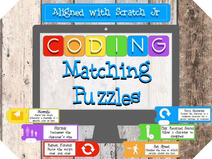 Coding: Matching Blocks Puzzles
