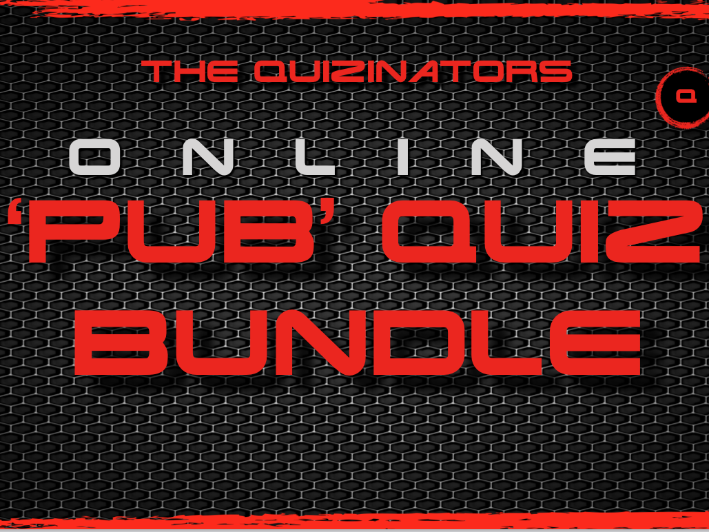 Online Quiz Bundle