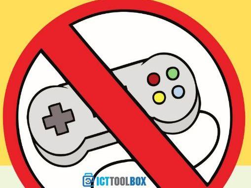 No Computer Games Allowed