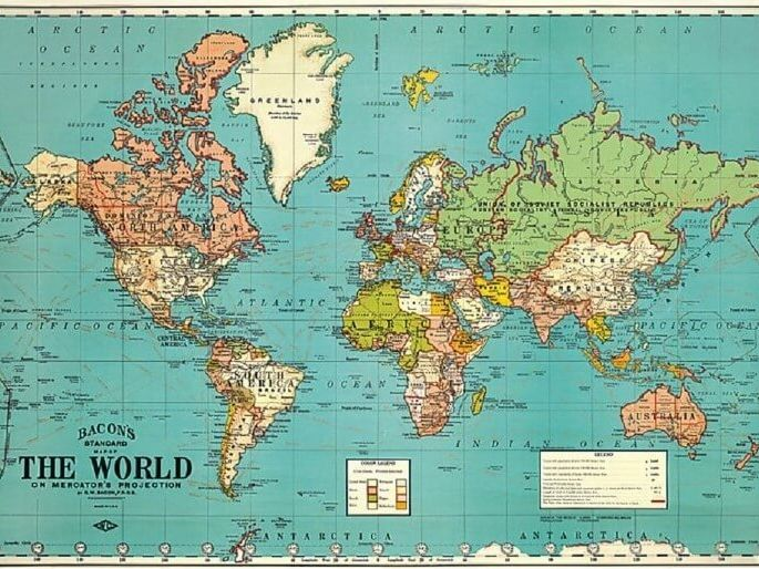 CIE International Relations - Empire and the emergence of world powers