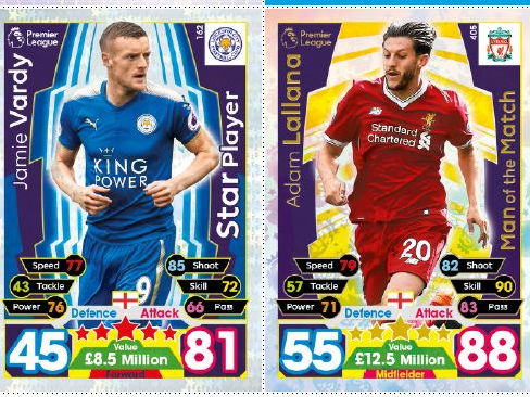 Maths Attax - PL Primary Stars