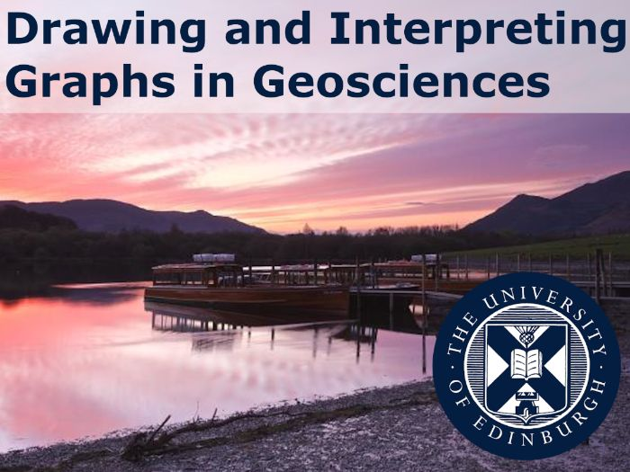 Guide to Drawing and Interpreting Graphs in Geosciences