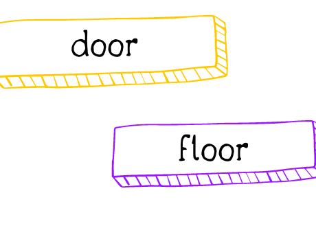 Year 2 Common Exception Word Blocks