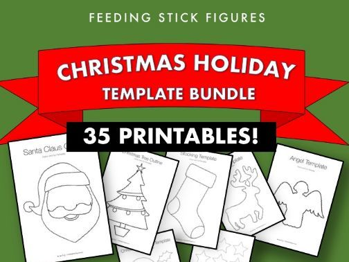 Christmas Template Bundle