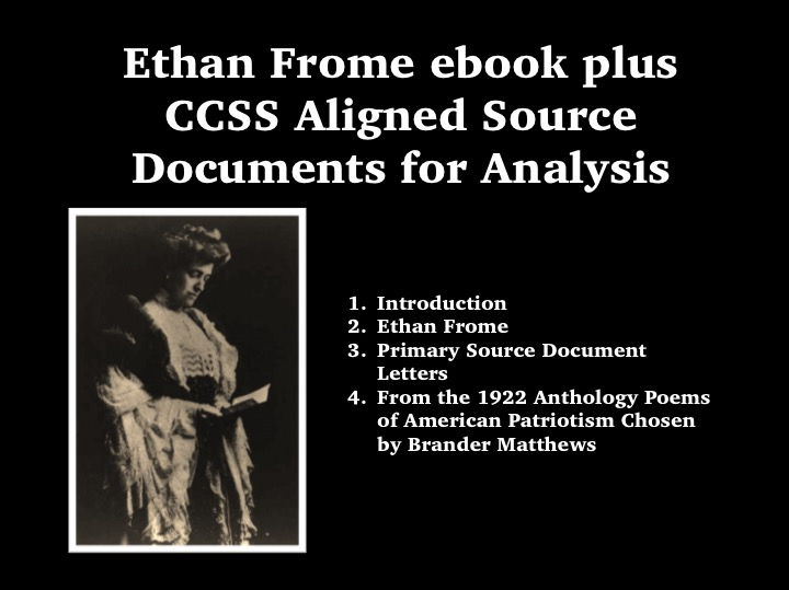 ethan frome analysis Need help with chapter 4 in edith wharton's ethan frome check out our revolutionary side-by-side summary and analysis.