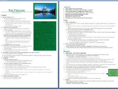 Grade 9 The Prelude Study Guide (7 page)