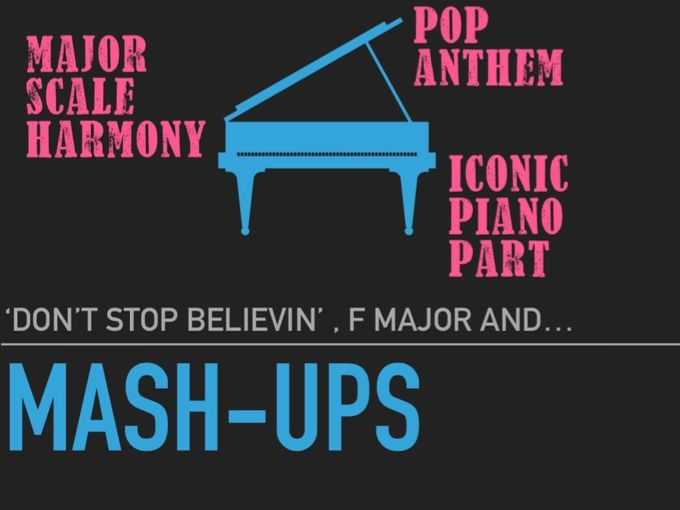 The Musical Theory Of 'Mash-Ups' by chrisbritt85 | Teaching