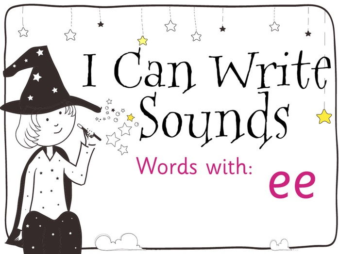 Magic Sounds Phonics: Set 9: ee