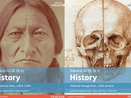 Medicine Through Time + American West (Pearson Edexcel GCSE)