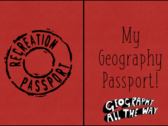 Geography Passport to Learning