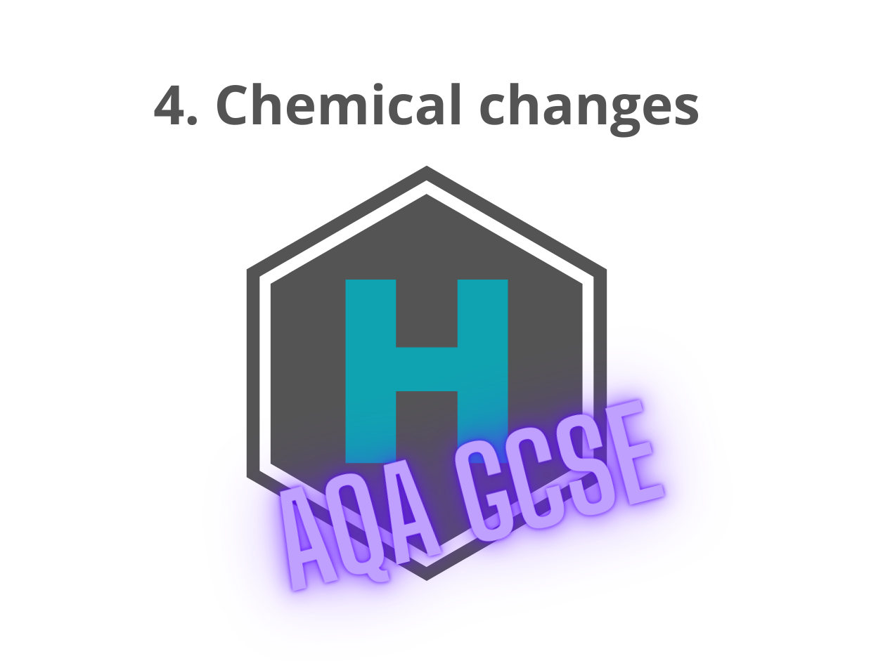 Chemical Changes (AQA Chemistry Topic 4)