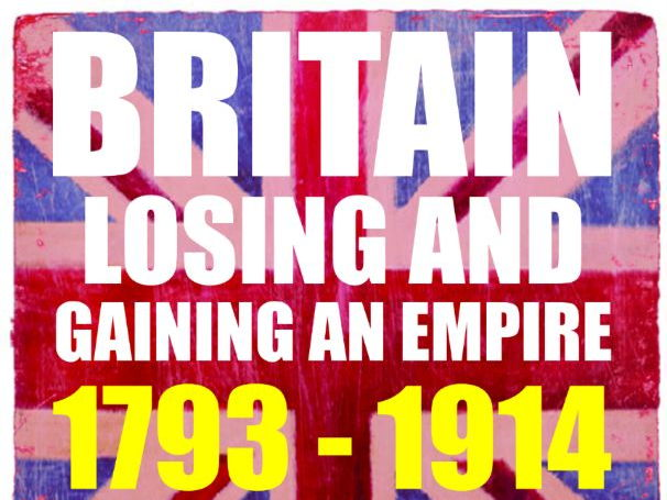 Gaining and Losing an Empire -  'The Rise and Fall of British Naval Mastery' Paul Kennedy - Chp 8
