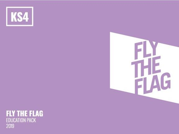 Fly The Flag Education Pack (14 - 16 yrs)