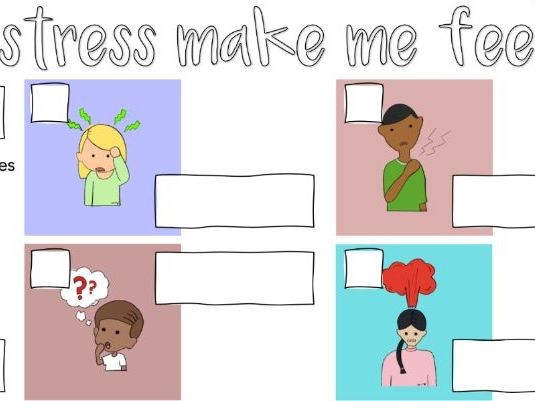 Whole School Programme - Understanding & Managing Stress