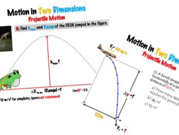Free Falling Objects and Projectile Motion