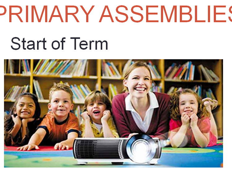 Start of Term Assembly - Primary