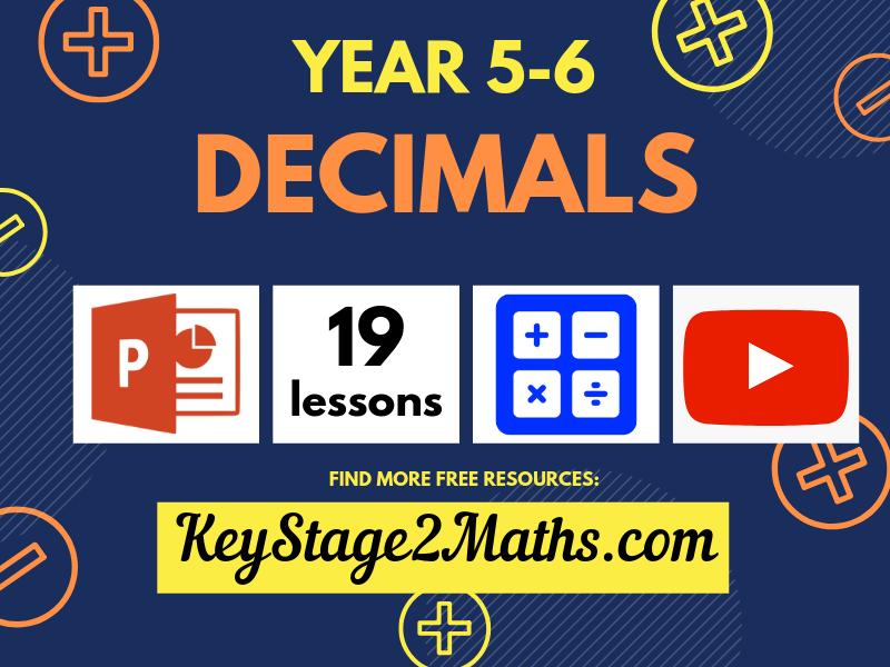 Year 5-6 | Decimals