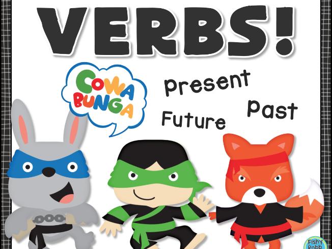 Verb Tenses: Past, Present, Future