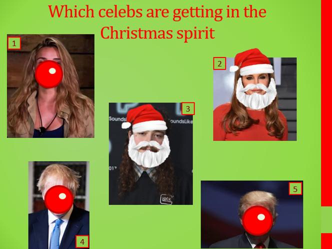 Big Christmas Maths Quiz 2019