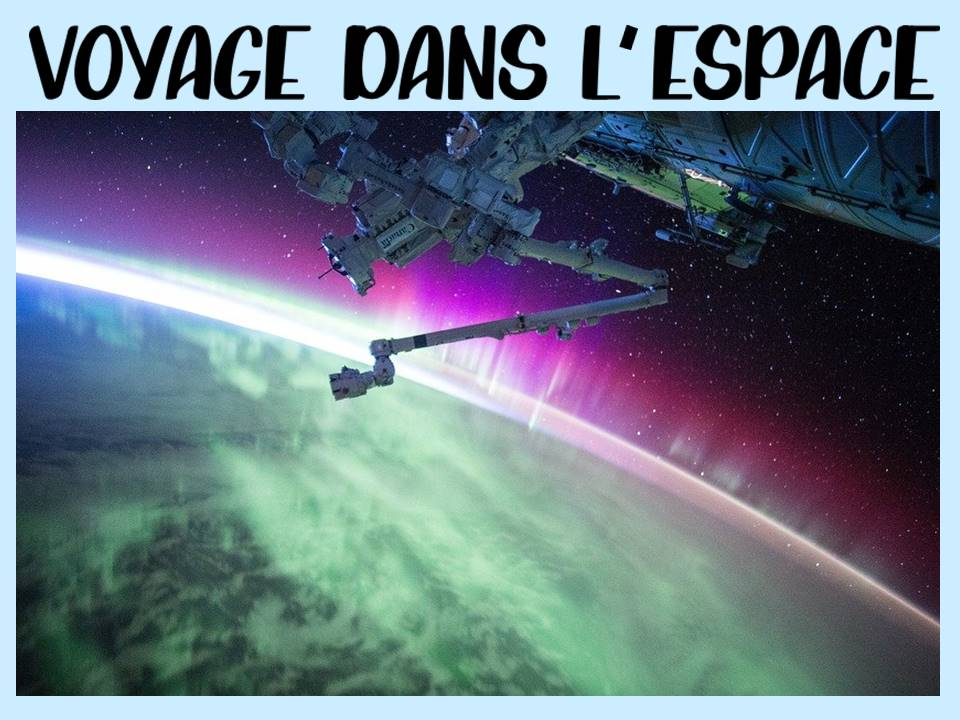 French Space- Mission Alpha