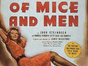 OF MICE AND MEN BOOKLET Character Study - Curley's Wife