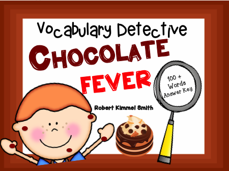 Chocolate Fever Vocabulary Detective