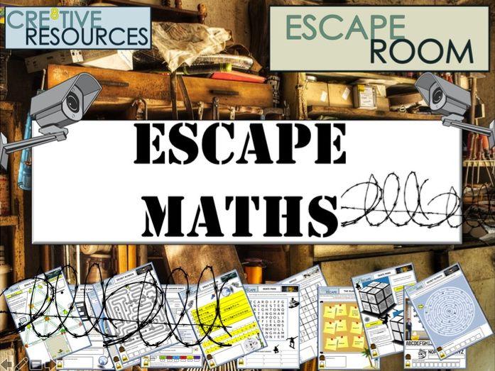 Maths Escape Room