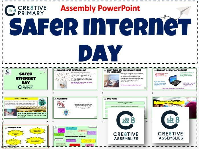 Safer Internet Day Assembly