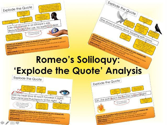 Romeo and Juliet Word Level Analysis: Act 1 Scene 5
