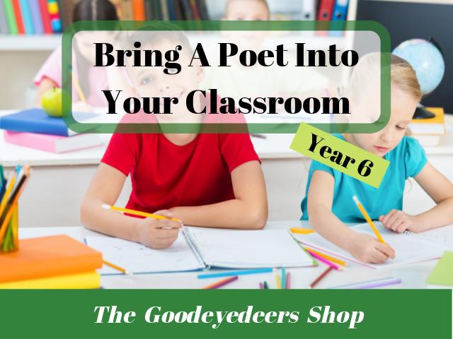 Primary Poetry Workshop - Year 6