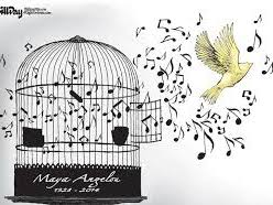iGCSE MAYA ANGELOU CAGED BIRD English Literature - an in-depth analysis; synopsis; revision aid