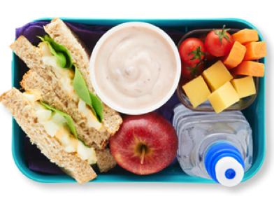 The Amazing Lunchbox: Healthy Eating Lesson