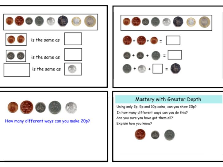 Year1 Measurement - Money Problems (notebook)