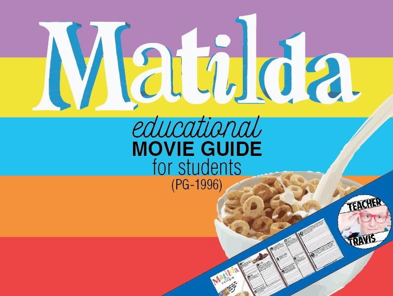 Matilda Movie Viewing Guide