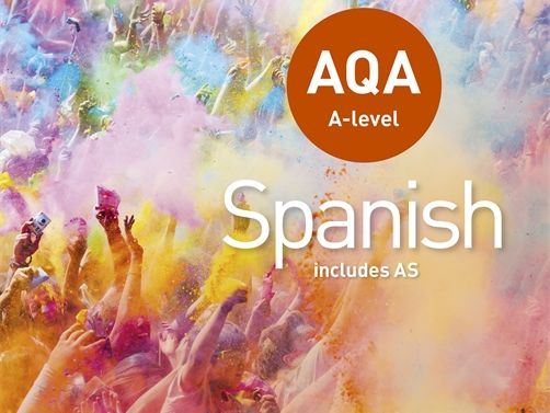 AQA AS Level Spanish Role-play cards workbook