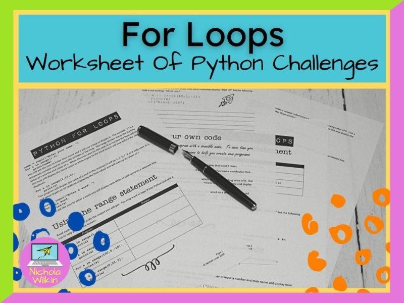 Python For Loop