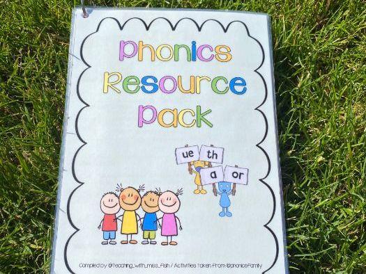 Phonics Resource Pack